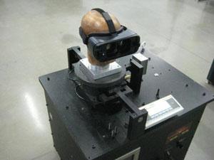 Model KSR330 with headform fixture