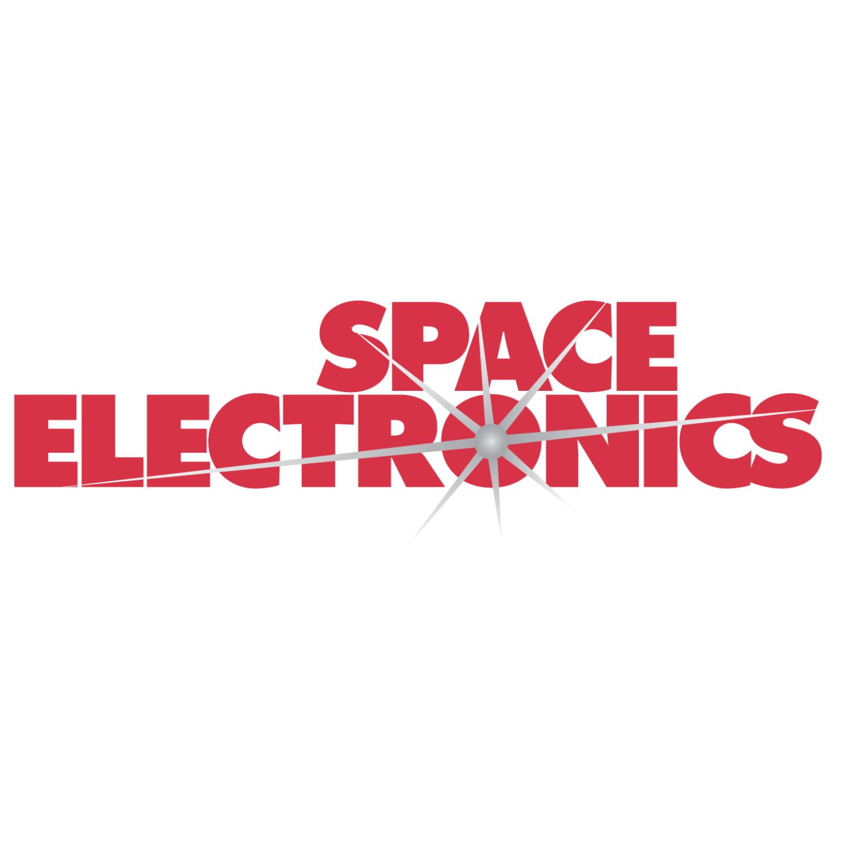 space electronics logo on white