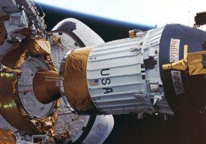 Galileo Satellite