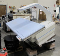 Hologic Horizon DXA Bone Densitometry System on SE90168-1500 Weight and CG Instrument
