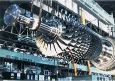 M501F Gas Tubine