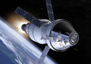 NASA Orion Multipurpose Crew Vehicle