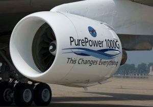 Pratt and Whitney PW1000G
