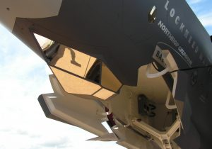 F-35 Lightning II Gimballed Targeting System