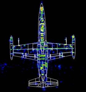 RCS Image Ground to Air